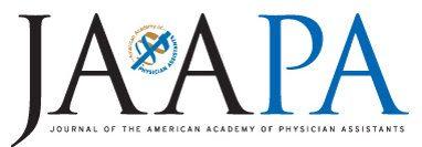 JAAPA logo: Acupuncture vs drugs pain relief