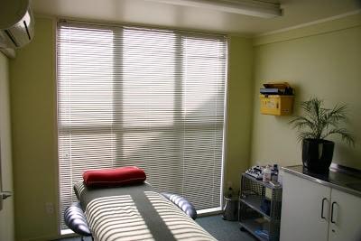 Sunny treatment rooms